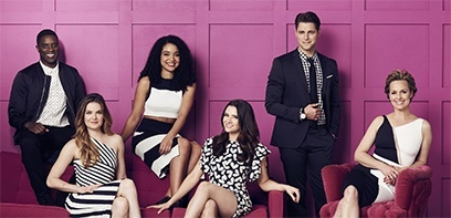 Freeform programme la saison 2 de The Bold Type